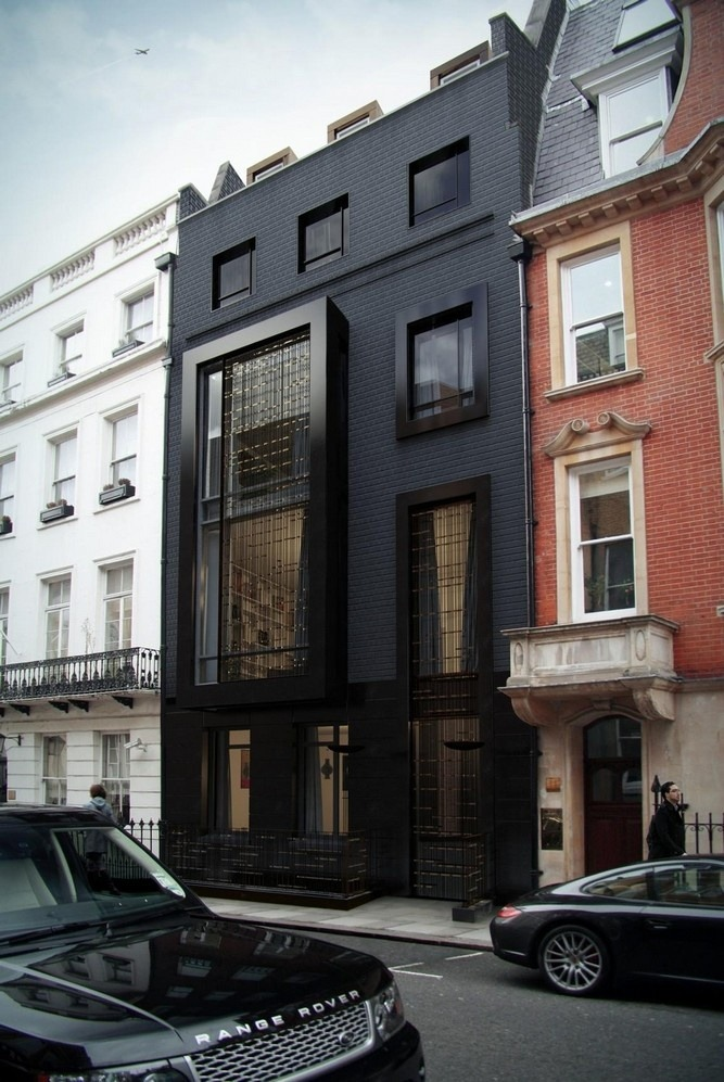 visualcocaine:</p> <p>auerr:</p> <p>l-e-m-i-n-i-m-a-l-i-s-m-e:</p> <p>Park Place in Mayfair, London | by SHH Architects</p> <p>Wait. Is this real? Can't remember seeing it!<br />