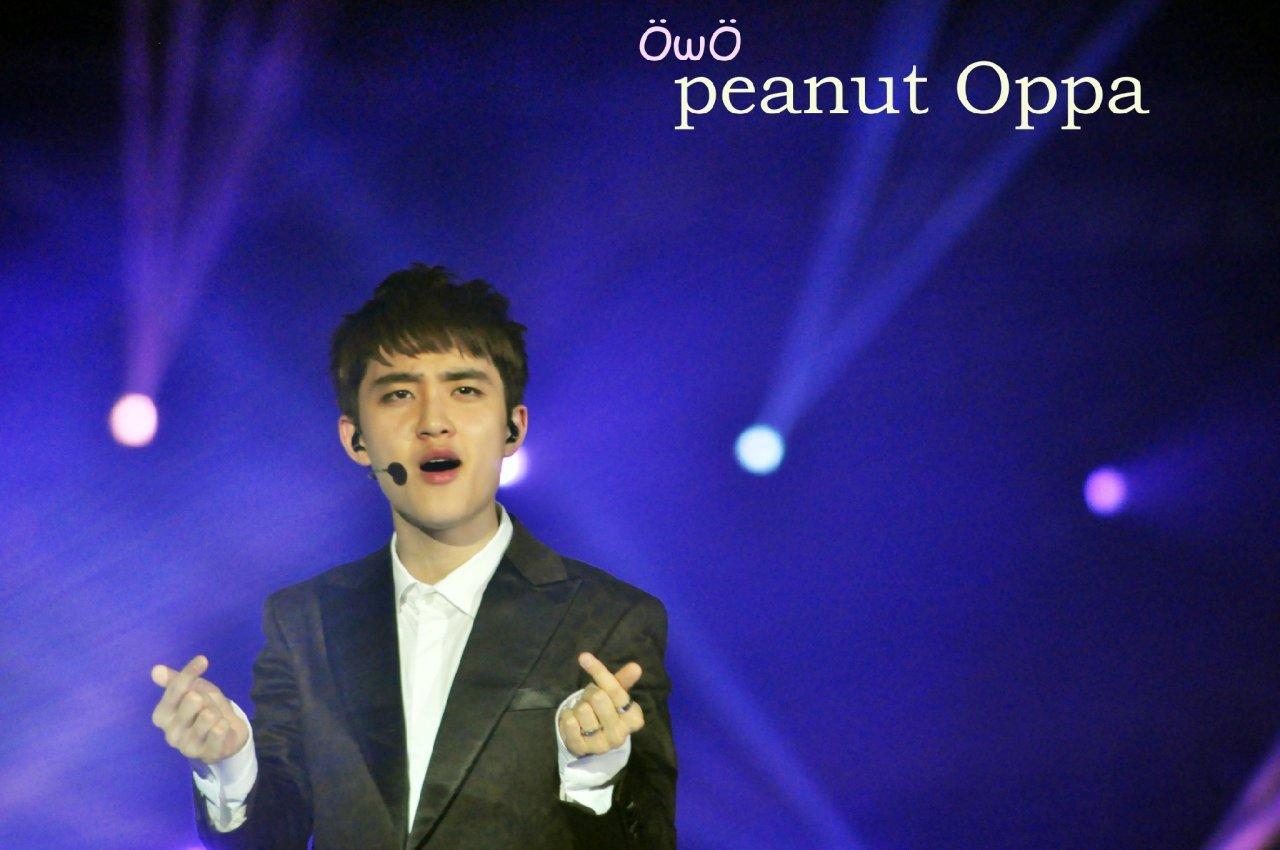 peanut oppa | do not edit.
