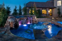 luxury mansion rich money dream house pool Houses jacuzzi ...