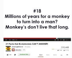 truth true story facts monkeys science evolution biology
