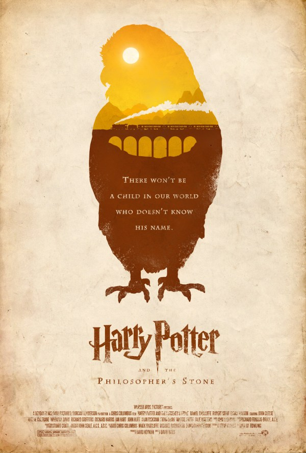 Geek Art Posters Harry Potter Alternatives