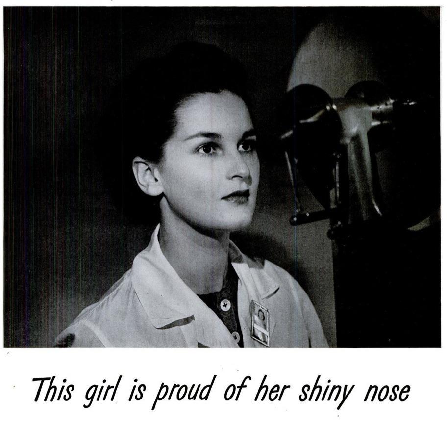 Shiny Nose Acceptance NOW