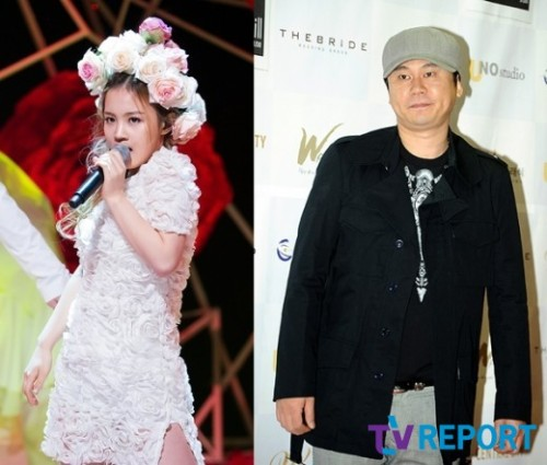 [ARTICLE] Lee Hi Dishes On What It's Like To Be A Part Of