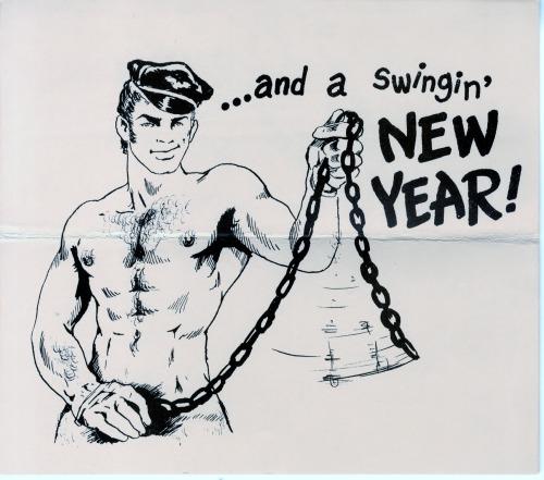 Swingin' New Year!