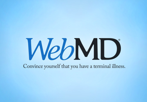 WebMD honest slogans