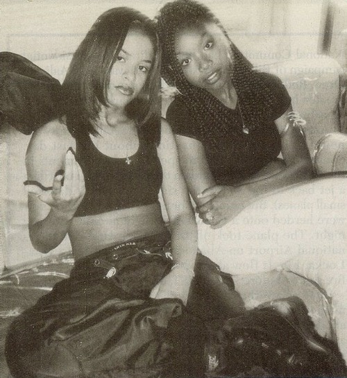 Aaliyah & Brandy