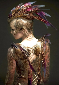 Queen armor amazon warrior huntress