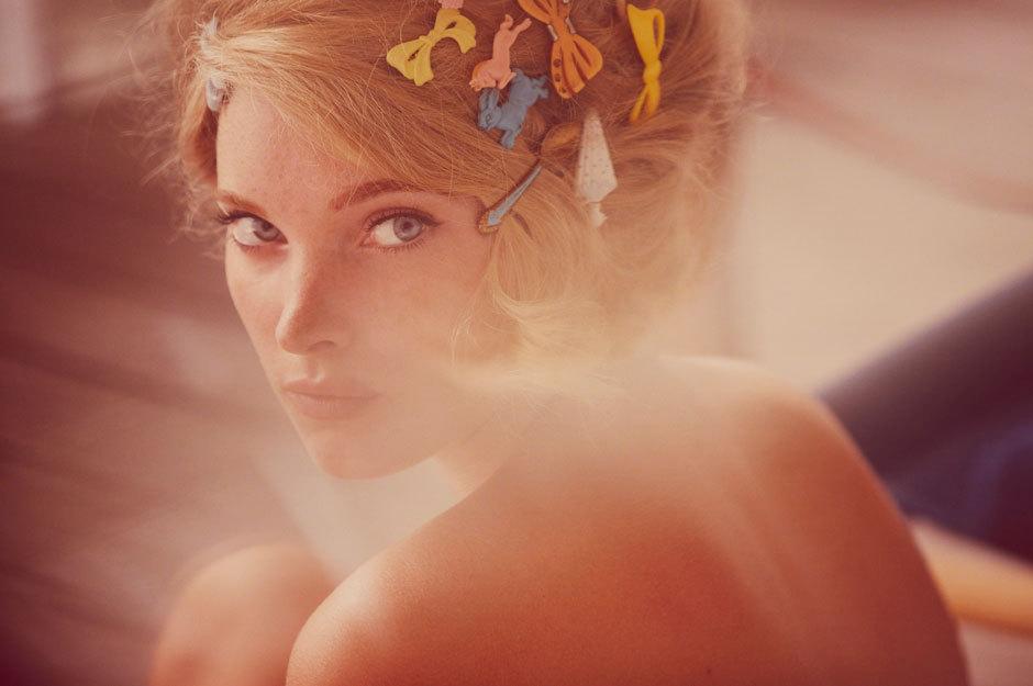 Elsa Hosk by Guy Aroch - Touchpuppet