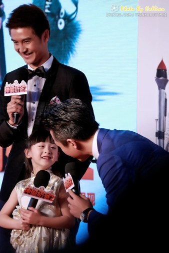 cindy with Deng Chao