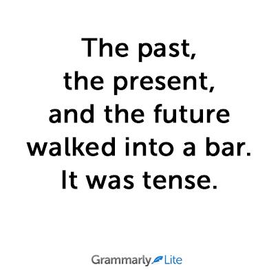 WARD'S WORLD WIKI / Grammar