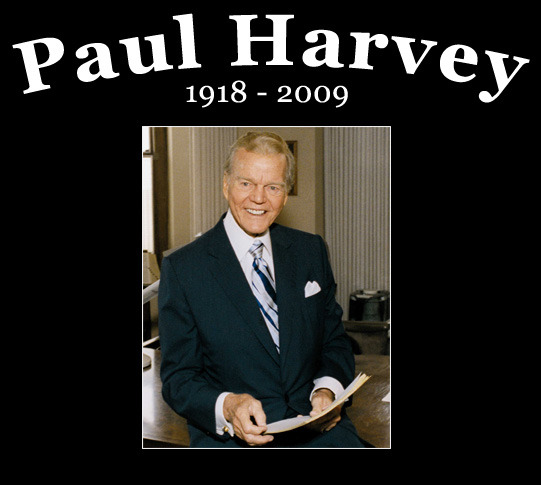 Paul Harvey 1918-2099