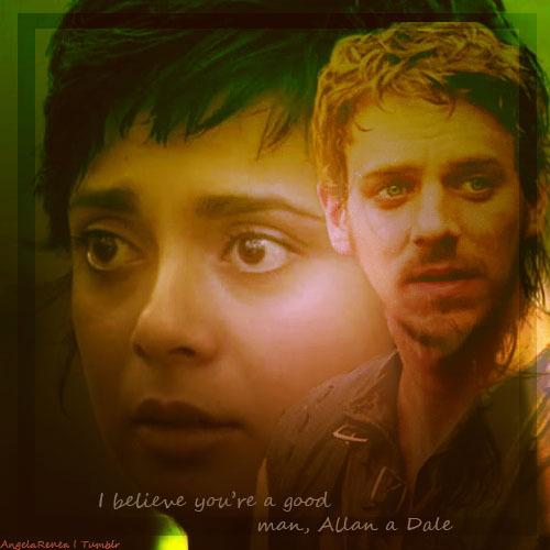 allan and djaq