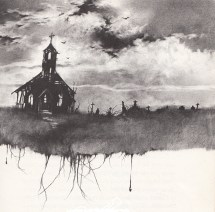 Scary Drawing Art Creepy Stephen Gammell -jack-cowley