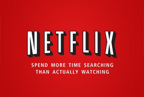 Netflix honest slogans