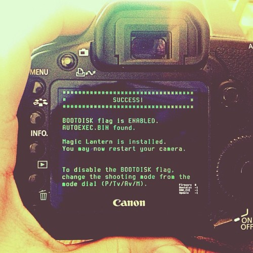 Magic Lantern Download