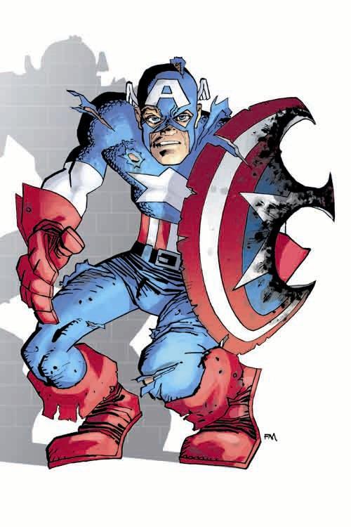 frank miller captain america