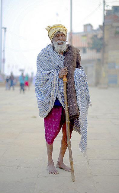 endilletante:Varanasi, India by Benjamin Ettinger on Flickr.