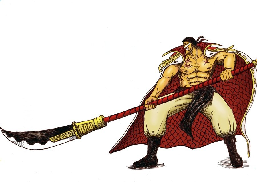 Girl With Spear Wallpaper Guan Yu Skin Idea As The Whitebeard From One Piece