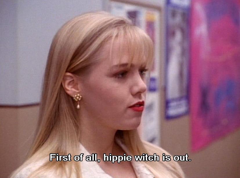 hippy witch