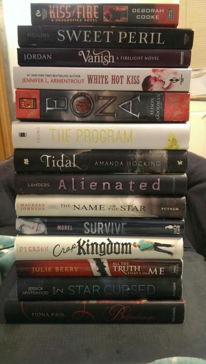 New books 3-1-14