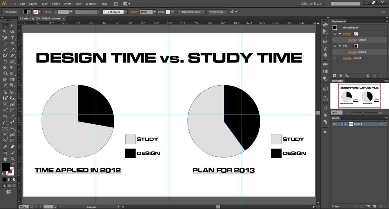 InfoGraphics- Pie Chart