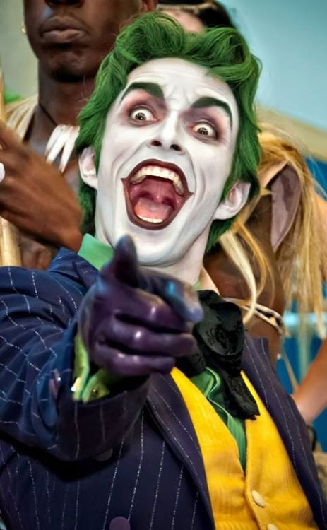 Greatest Cosplay Joker: Anthony Misiano (3/6)