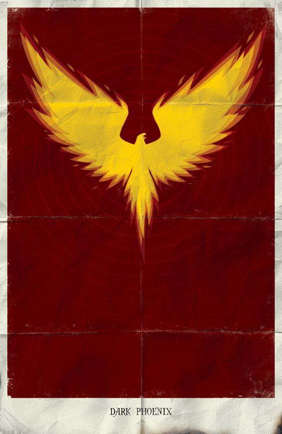 Geek Art Gallery Posters Marvel Minimalism
