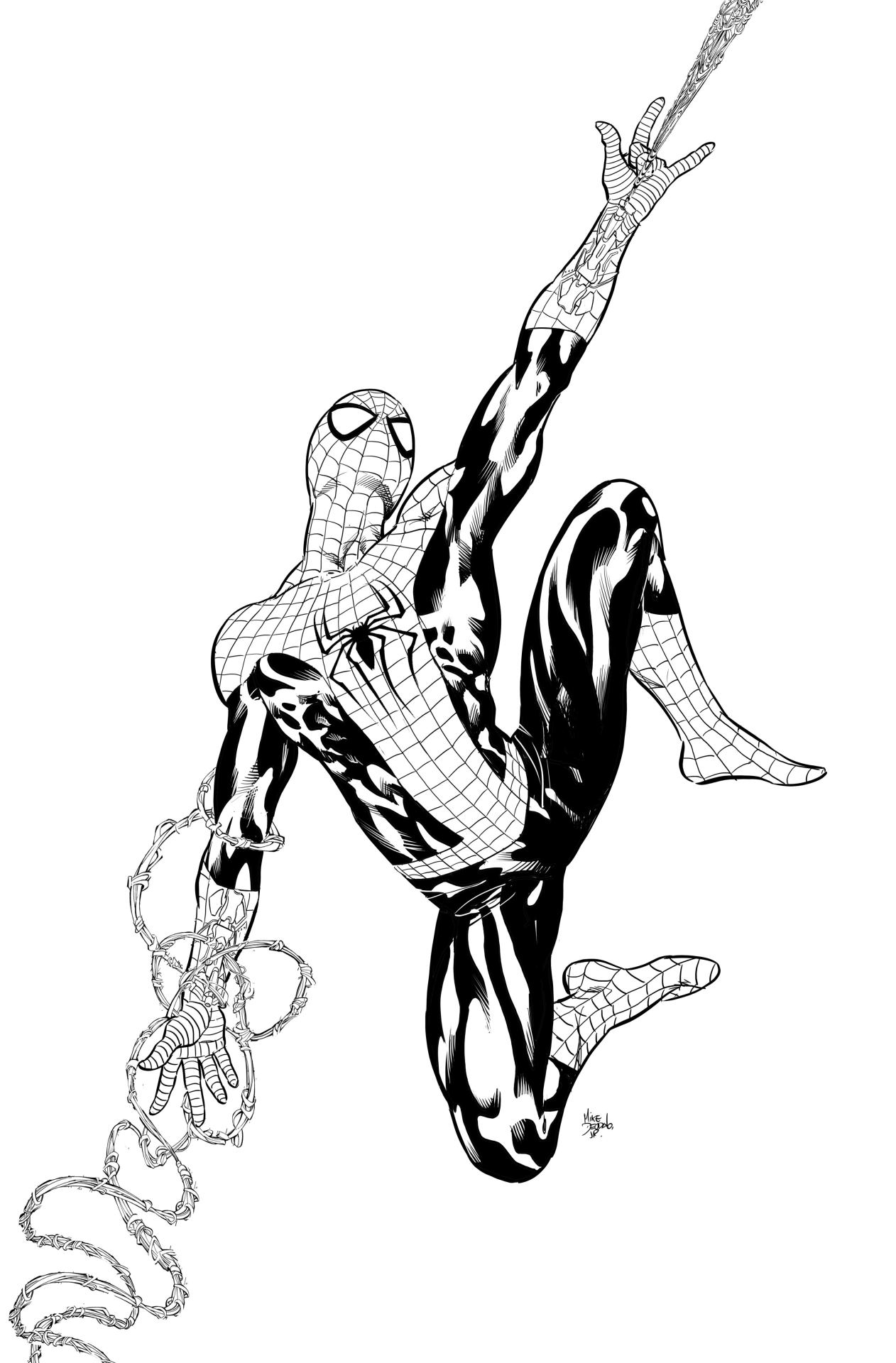 Preview THE AMAZING SPIDER-MAN 2's Style Guide With The