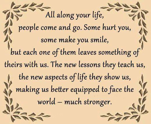 #Friendship #Quotes All Along Your Life Life Quotes Quotes Positive Quotes  Quote Life Positive Wise Advice Wisdom Life Lessons Positive Quote  Http://ift.tt/ ...