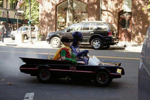 batman robin cosplay
