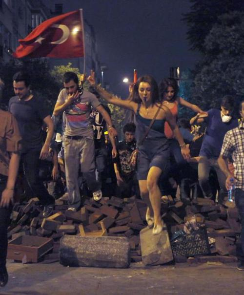Occupy Istanbul