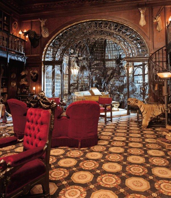 Architecture Interior Design Steampunk Victorian Haunted Mansion Steam Punk Tendencies