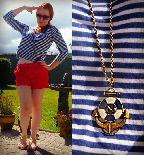 Ahoy there sailor! (by Hannah H)
