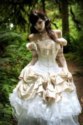 vintage gothic art victorian fashion gothic girl victorian goth •