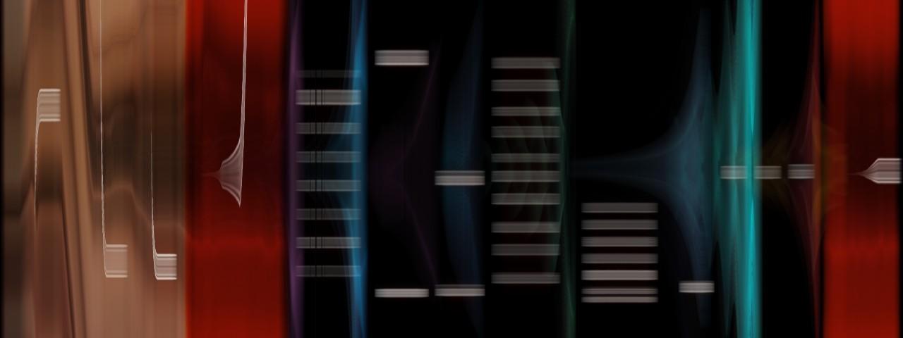 Sequence from Vertigo (1958)Title Sequence (by Saul Bass)