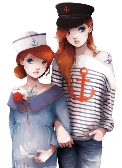 :: The Sailor Sisters ::