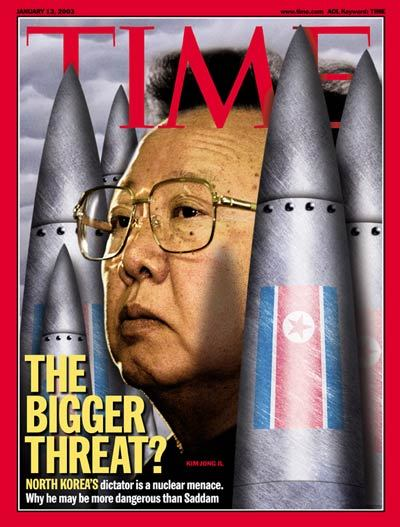 Time Magazine in 1994 said that Kim Jong Il 'may be more dangerous than Saddam.' That certainly turned out to be true..  By the way, in 1994, Kim Jong Un was probably about 8 or 9 years old. And his dad was on TIME.