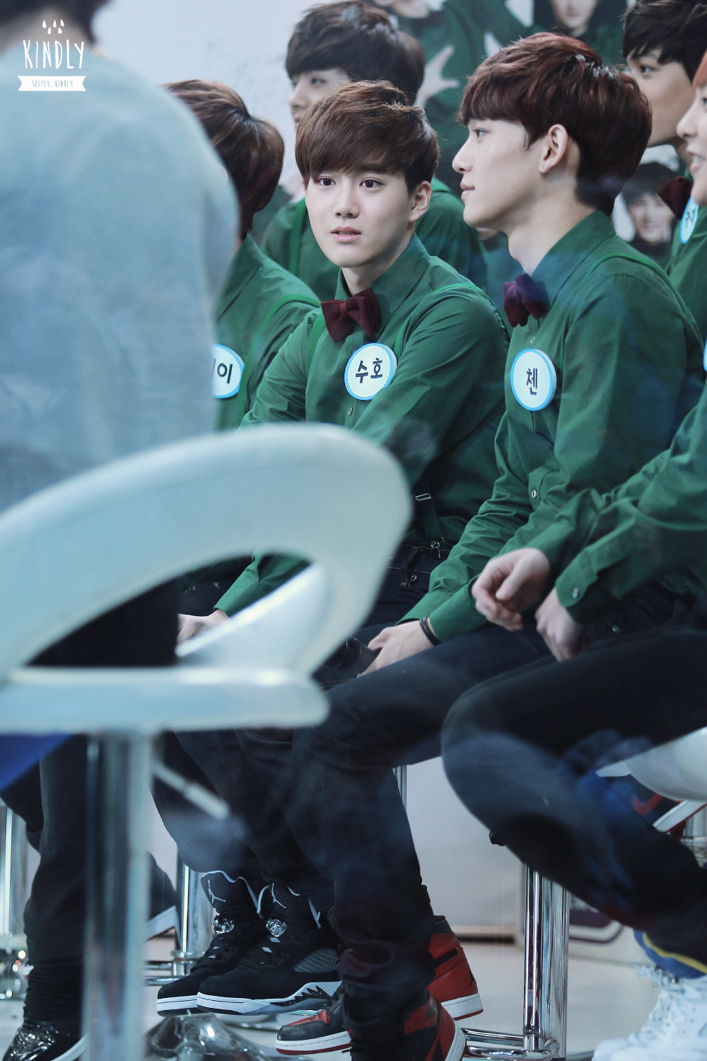 kindly suho | do not edit.