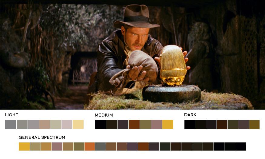 Steven Spielberg WeekRaiders of the Lost Ark, 1981Cinematography:Douglas Slocombe