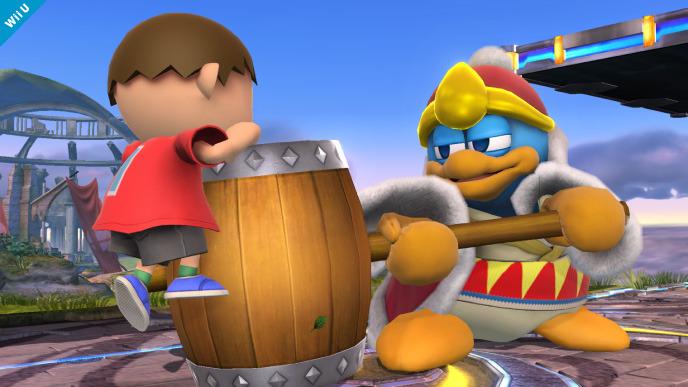 Kirby Smash Bros Super Smash Bros King Dedede Dedede