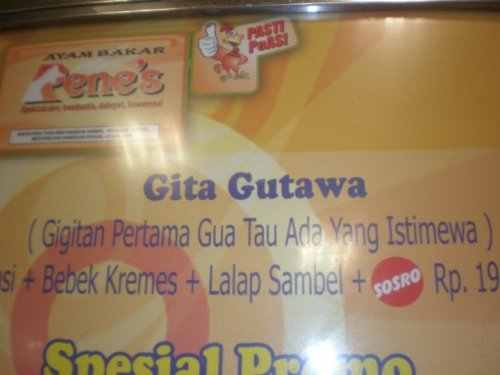 Rupanya Nama Gita Gutawa Ada Artinya… - dari juriglagu