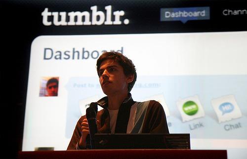 David Karp, el fundador de Tumblr