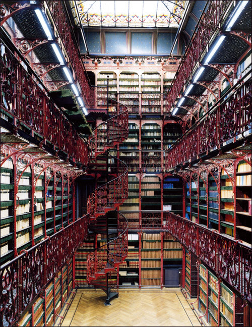 Librophiliac Love Letter: A Compendium of Beautiful Libraries | Curious Expeditions