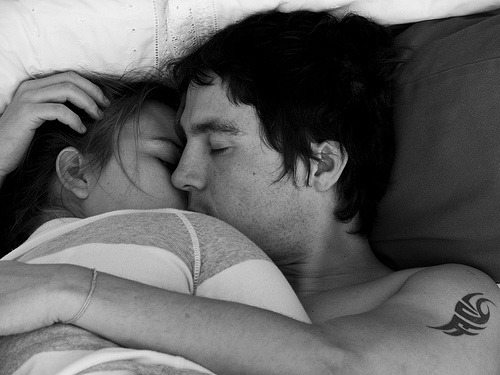 Sexo para parejas - sexo dormidos