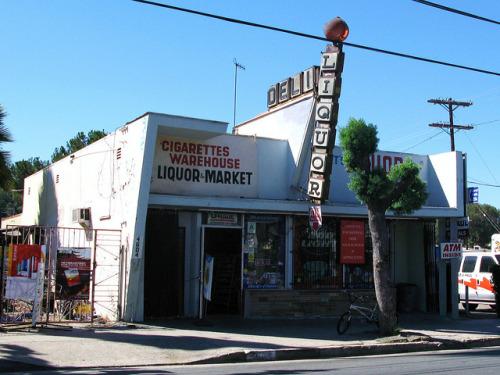 Deli Liquor, York Boulevard, Highland Park.