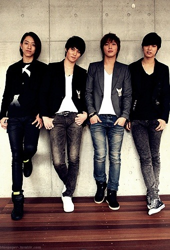 CN Blue @ BITEKI NewsSource: X More: BITEKI Dec Issue