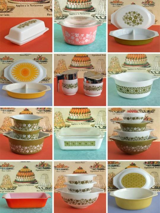 1970s cookware