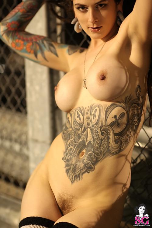 Nude fitness girl sex
