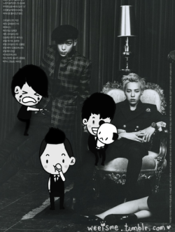 [FANART] BIGBANG - GQ MAGAZINES<br /><br /><br /><br /><br /> LOL<br /><br /><br /><br /><br />