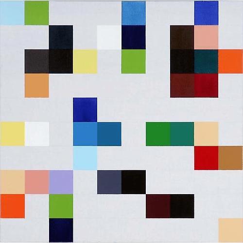 Untitled(2007), Heimo Zobernig